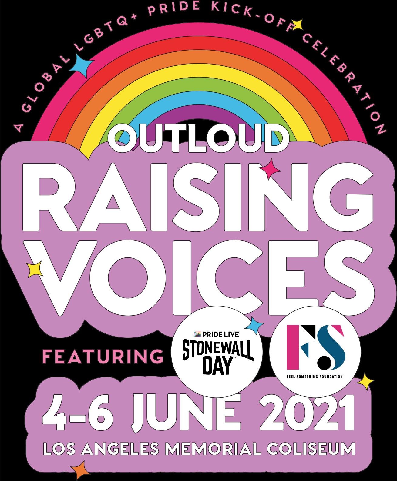Outloud: Rasing Voices