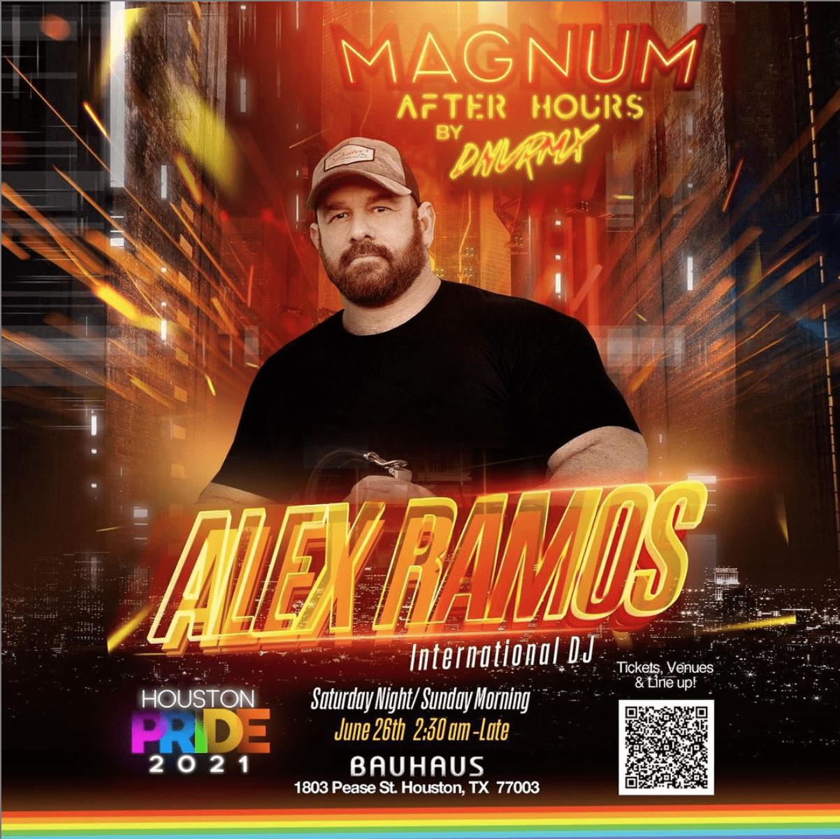 Magnum After Hours