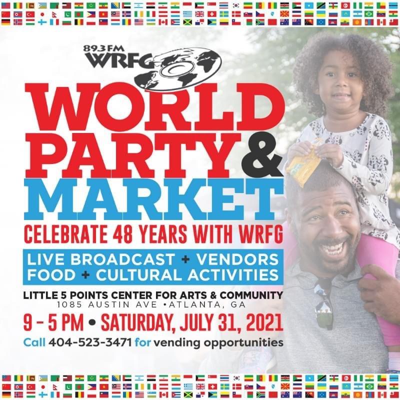 World Party & Market