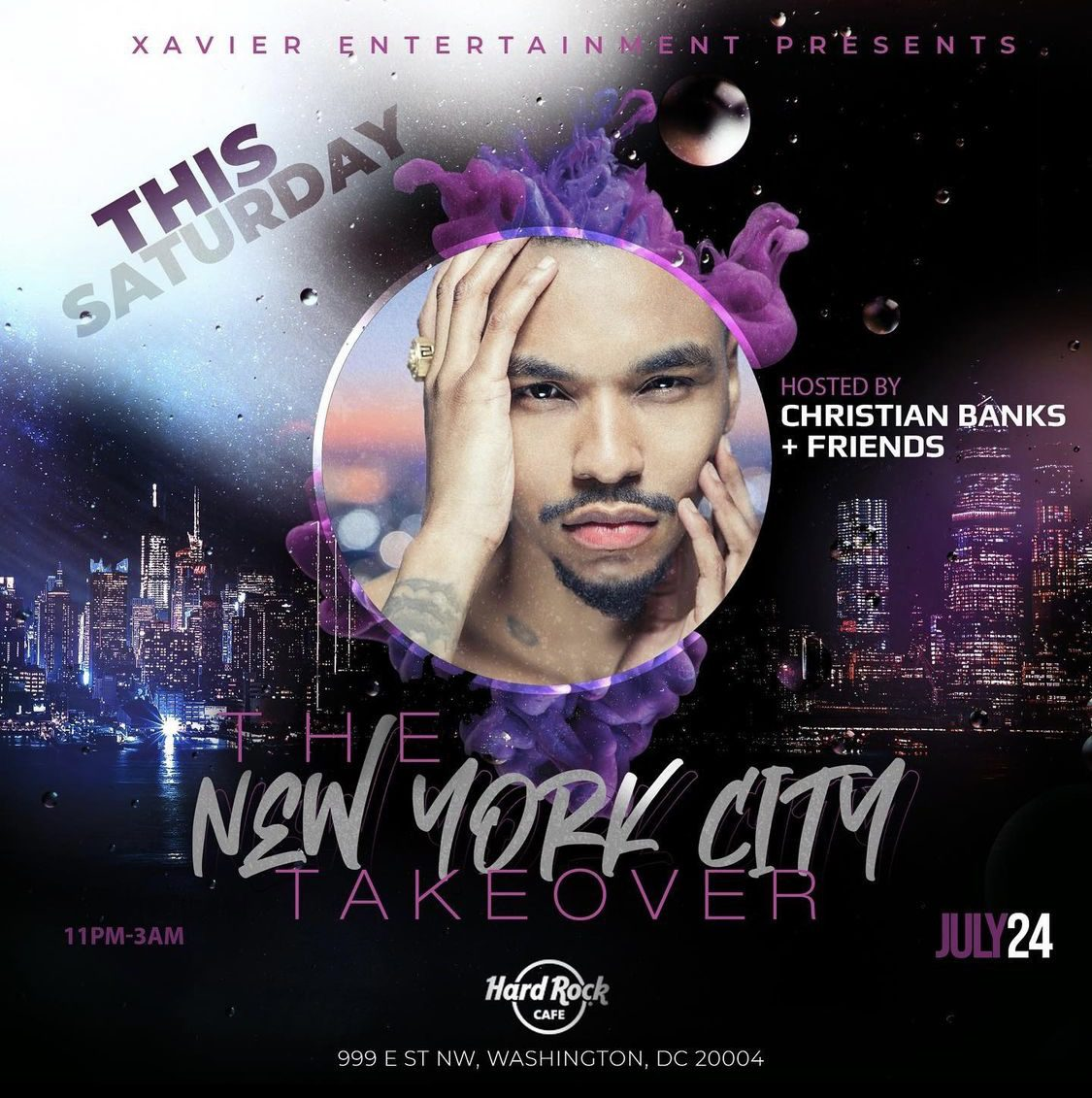 The New York City Takeover
