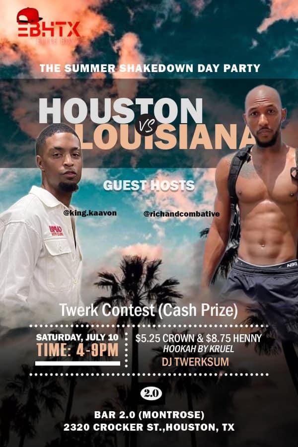 Houston vs Louisiana
