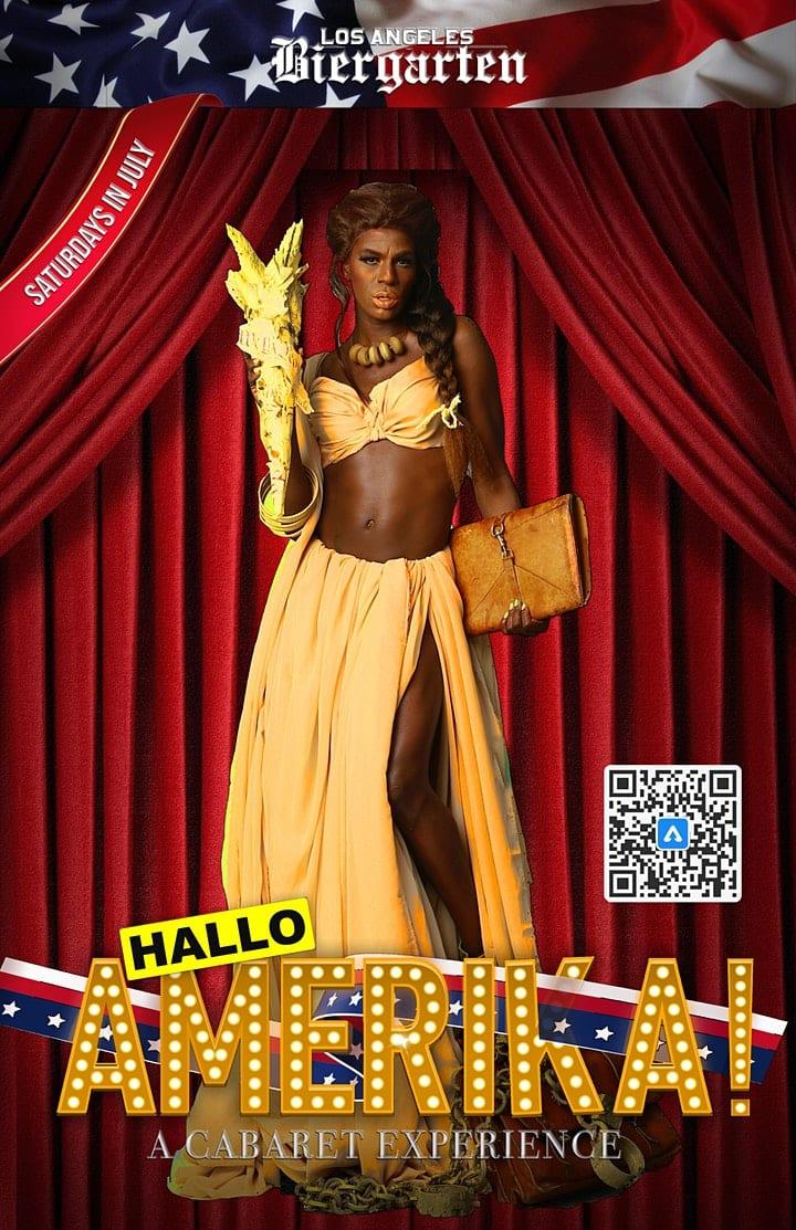 Hallo Amerika Show : A Cabaret Experience