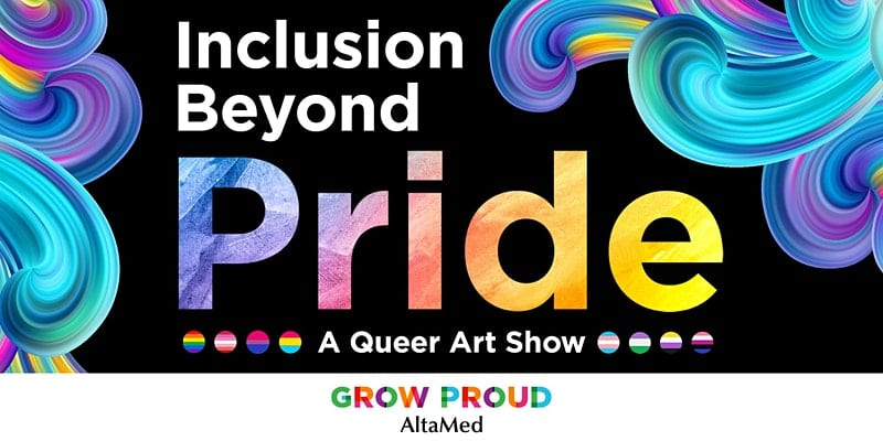 Inclusion Beyond Pride: A Queer Art Show
