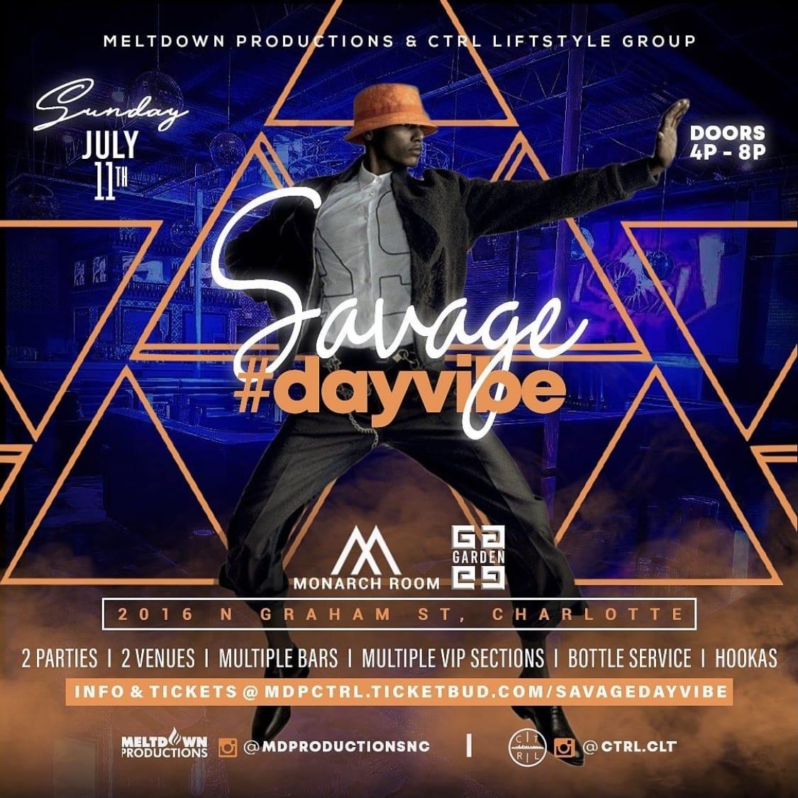 Savage #dayvibe