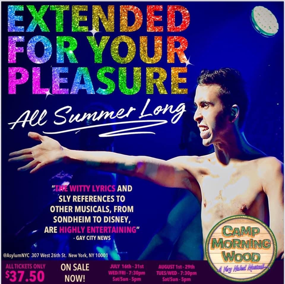Camp Morning Wood: A Very Naked Musical