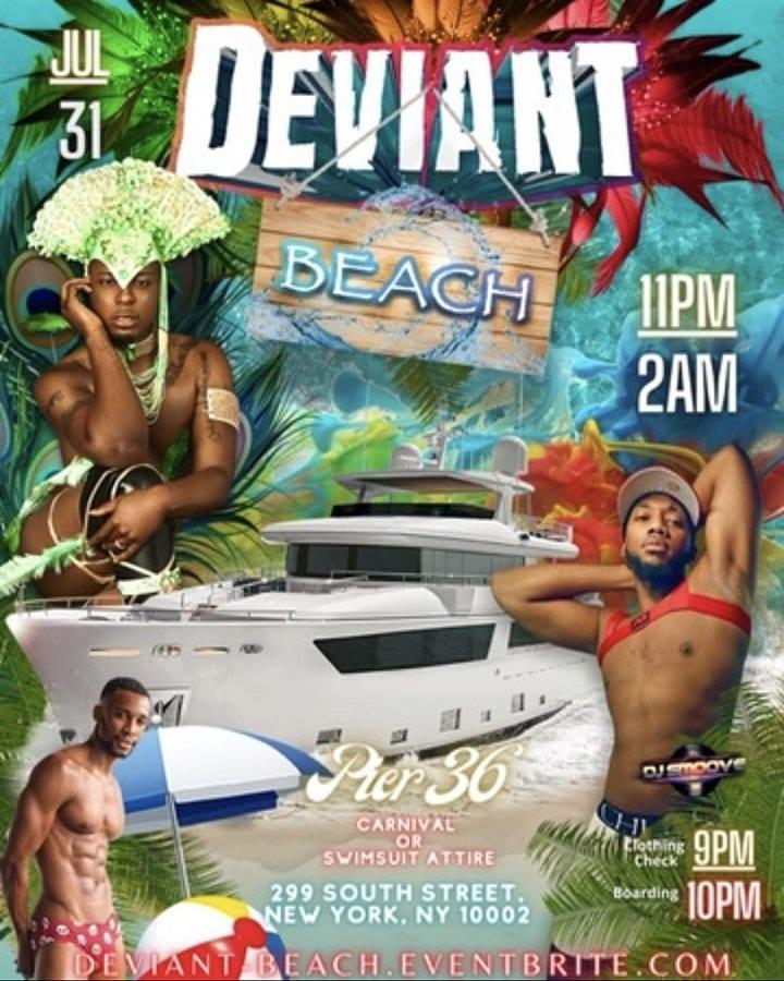 """Deviant """"BEACH"""""""