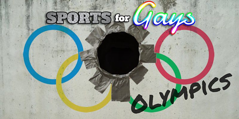 Sports for Gays (and Curious Straights)