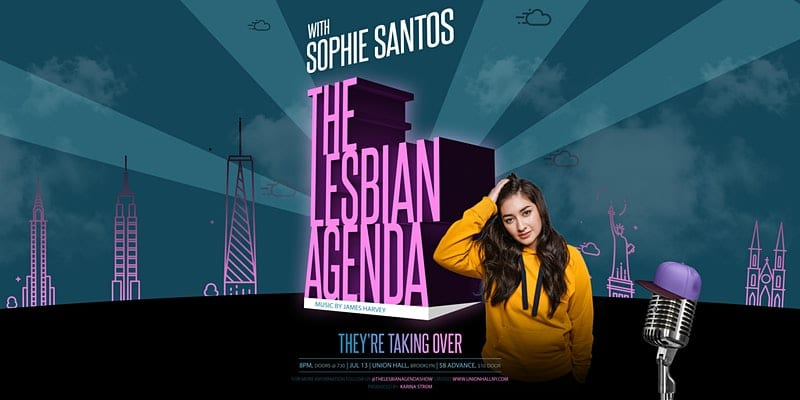 The Lesbian Agenda with Sophie Santos