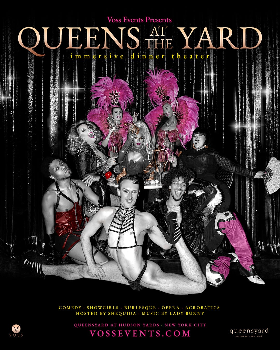 Queens at the Yard