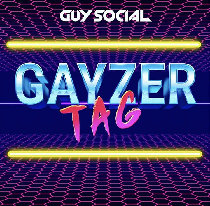 Gayzer Tag and LGBT Bowling Party