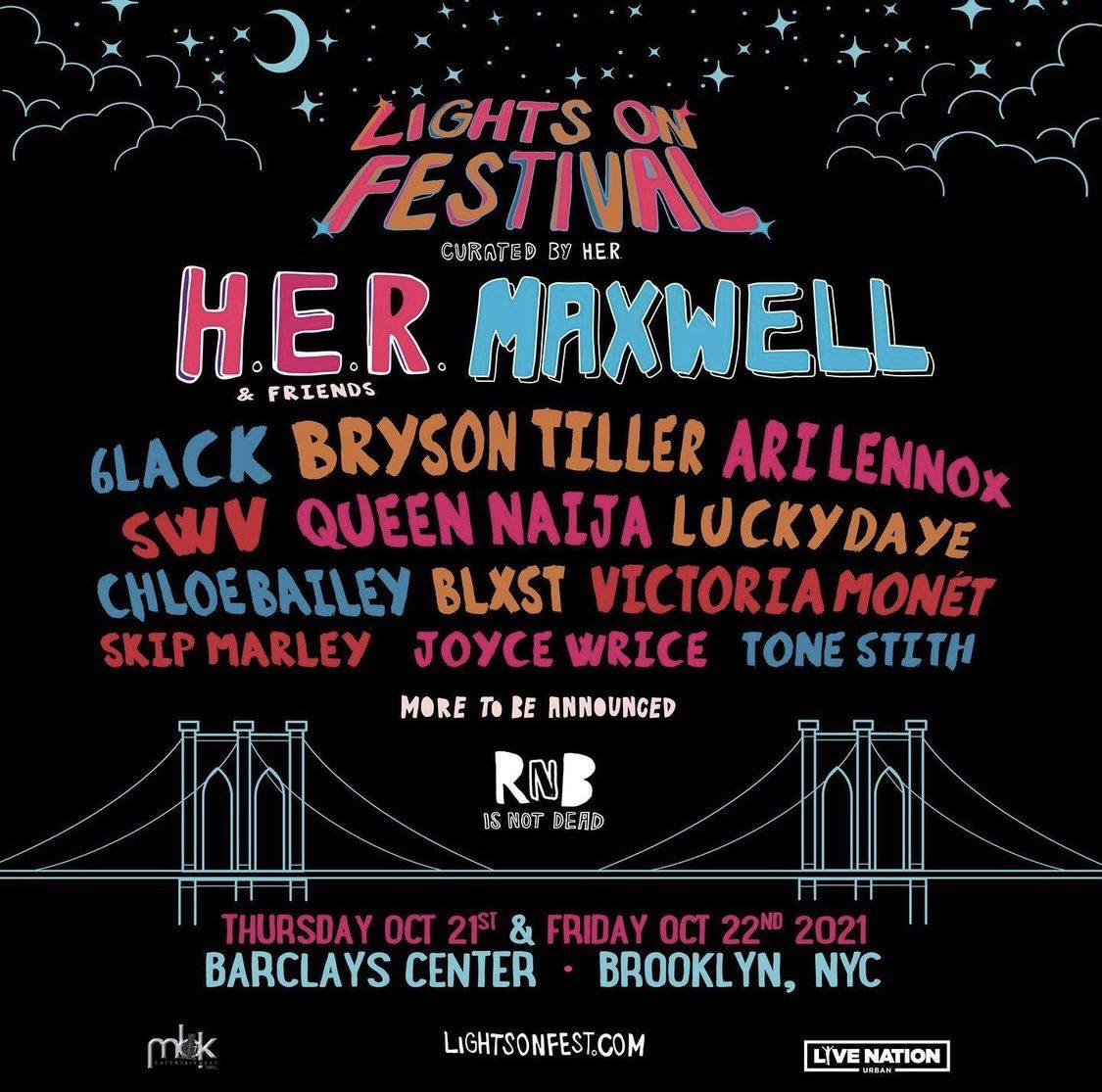 Lights On Festival