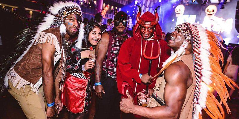Hip Hop Halloween ! NYC's Biggest Halloween Weekend Kick-Off Party