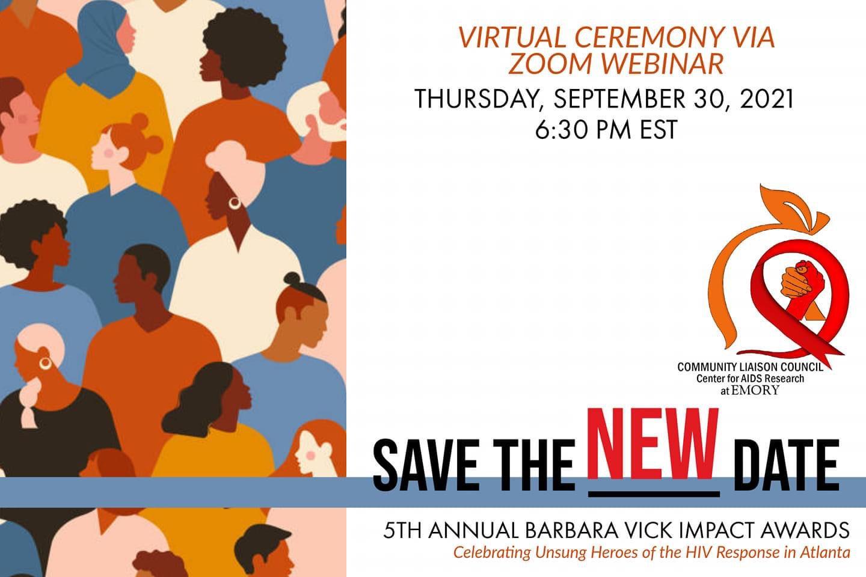 5th Annual Barbara Vick Impact Awards