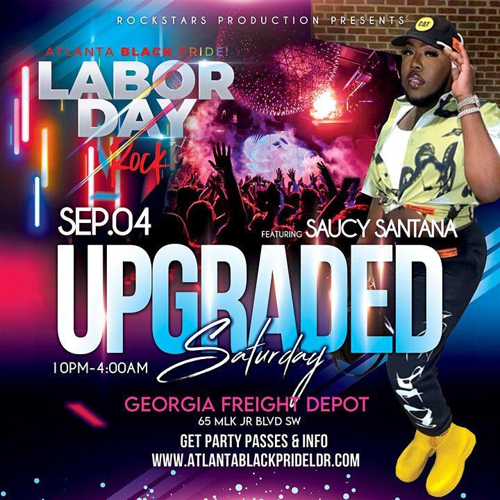 Upgraded Saturdays: Labor Day Rock