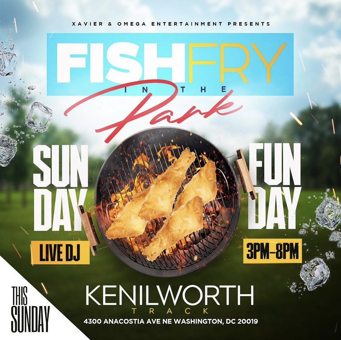 Fish Fry in the Park