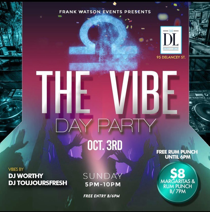 The Vibe Day Party