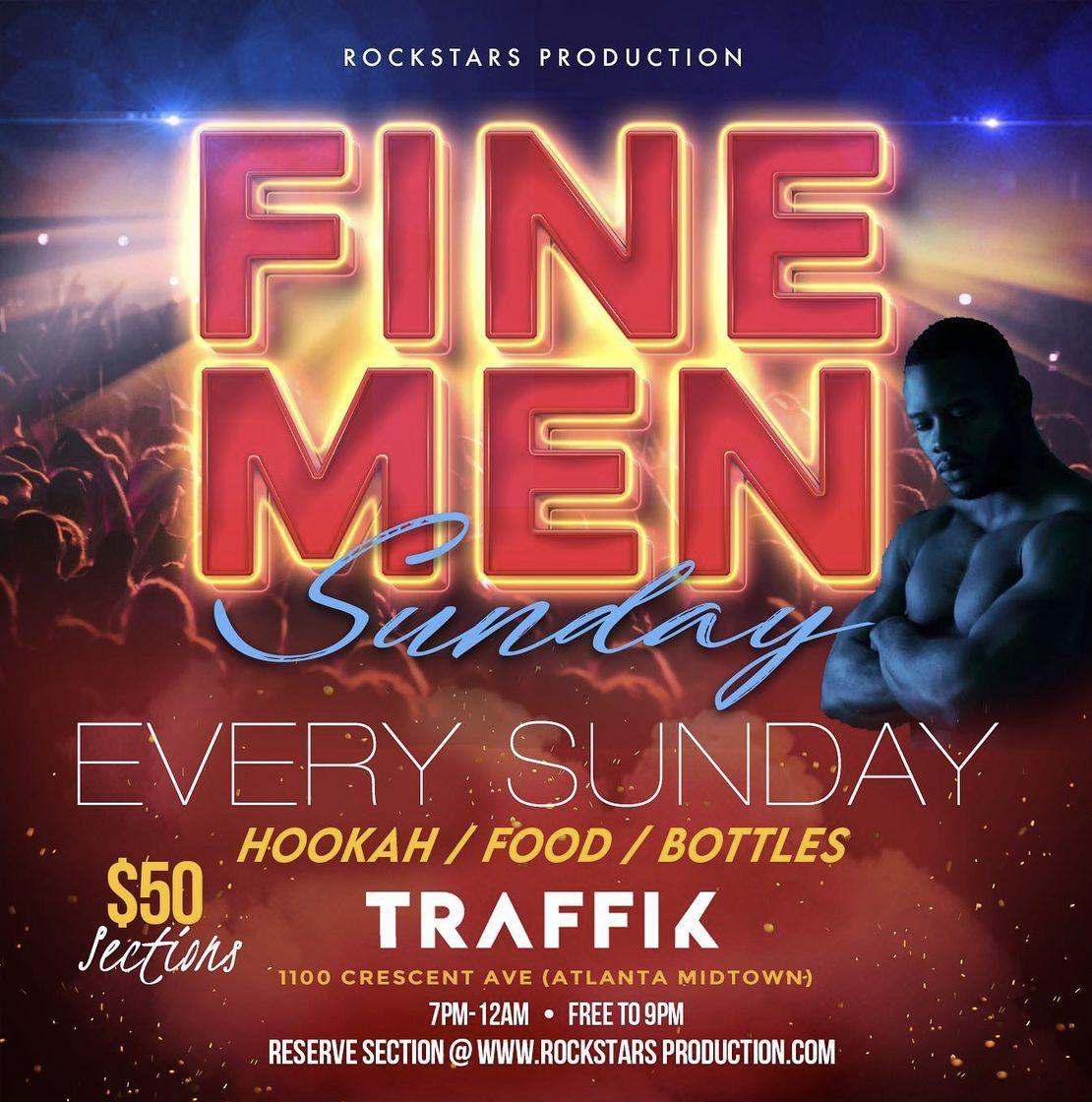 Fine Men Sunday
