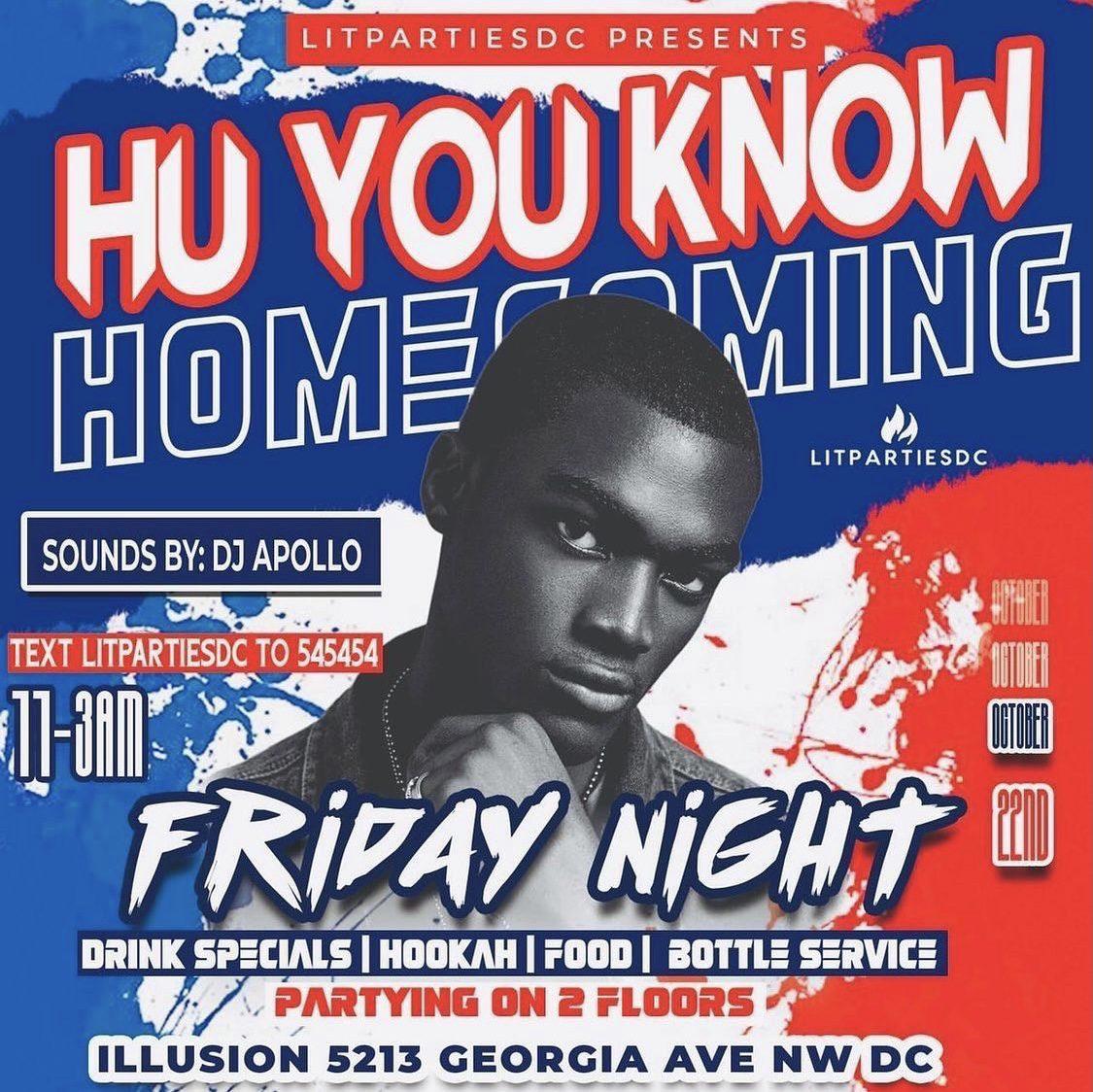 Hu You Know Homecoming