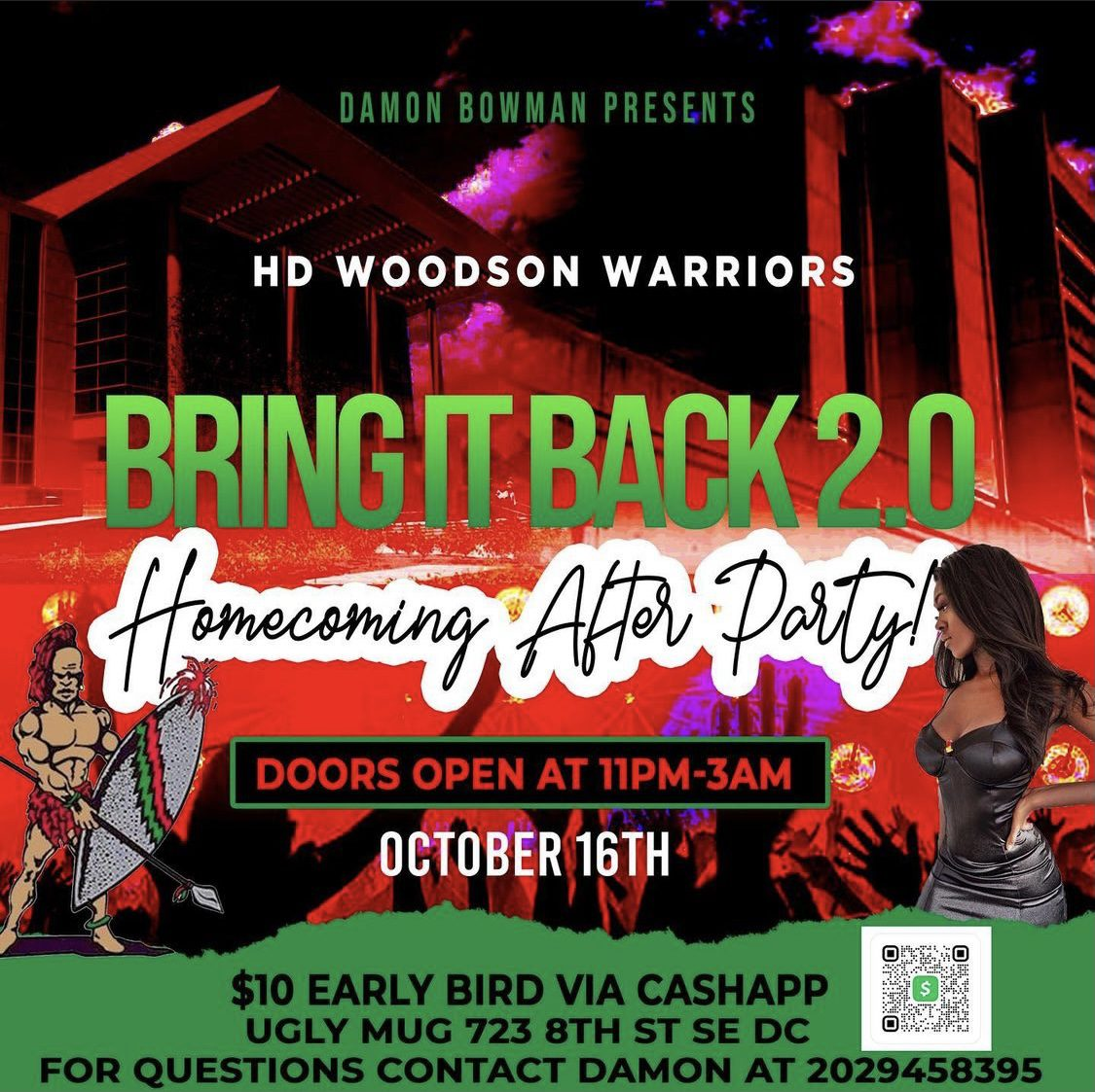 Homecoming After Party