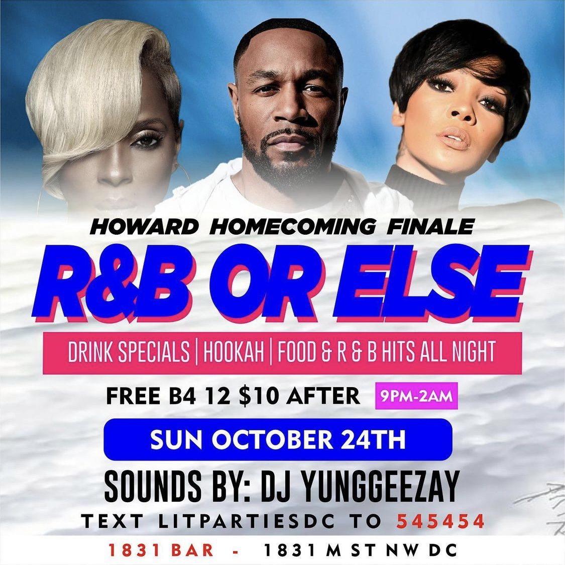 R&B or Else
