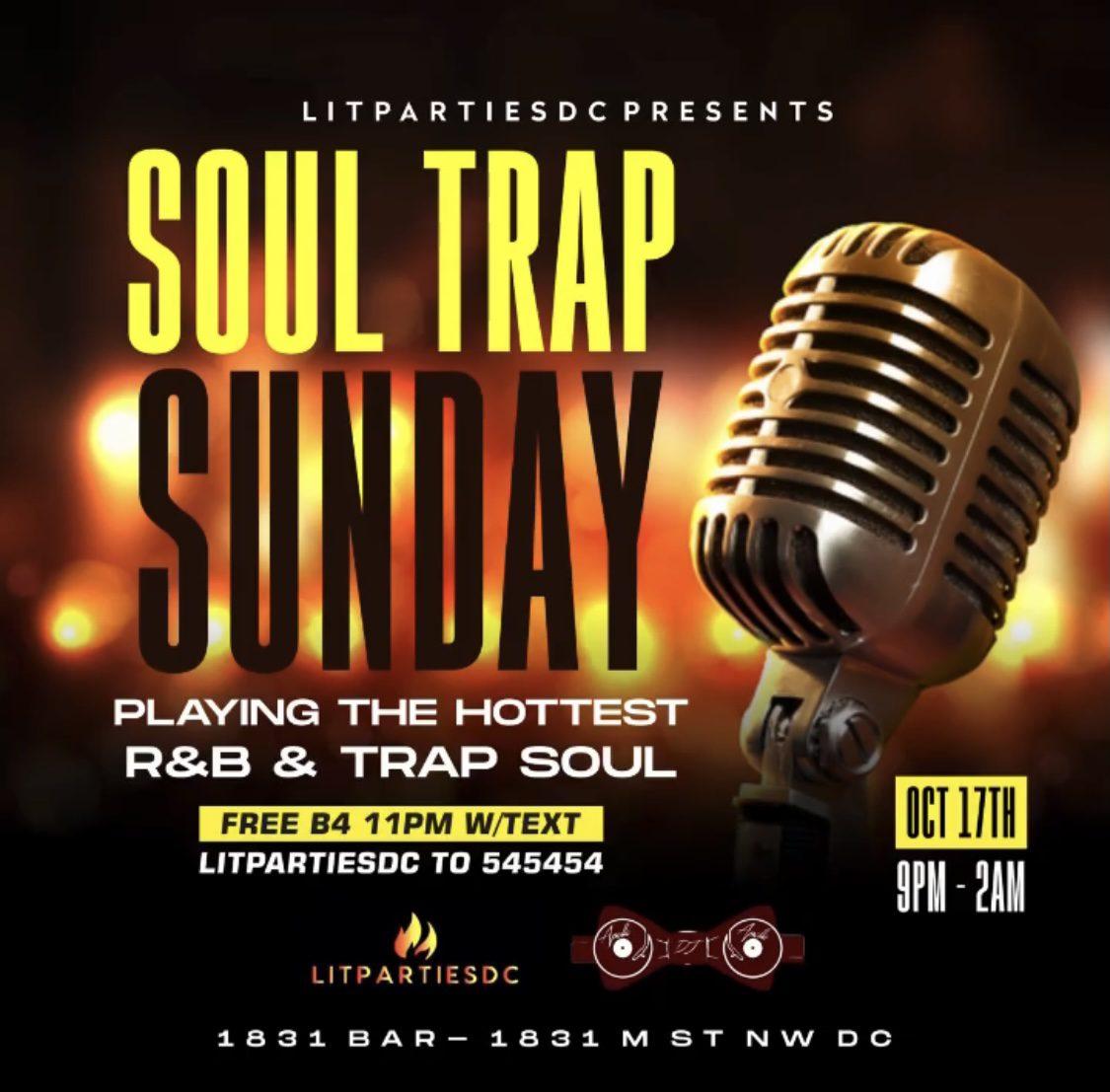 Soul Trap Sunday