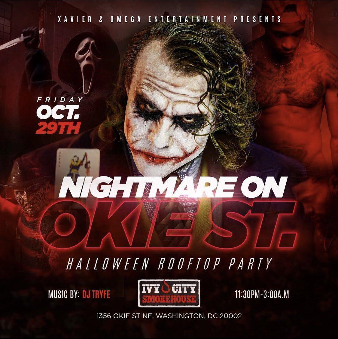 Nightmare on Okie Street
