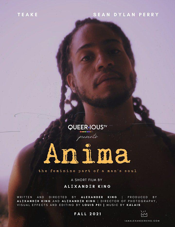 Private Screening: ANIMA Short Film By Alexander King