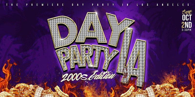 Day Party LA: 2000s Edition