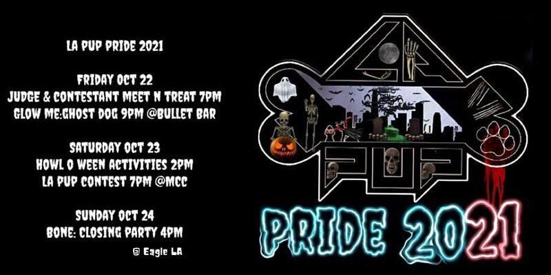 Los Angeles Pup Pride 2021