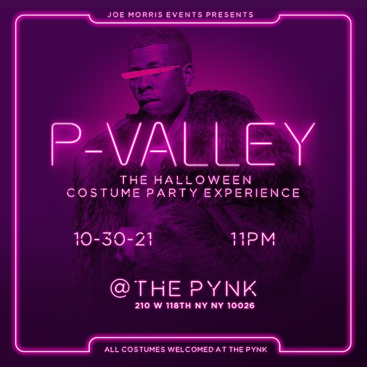 P-Valley: The Halloween Costume Party Experience