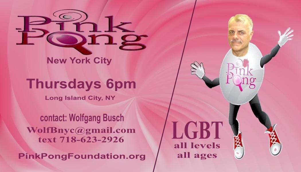 Pink Pong