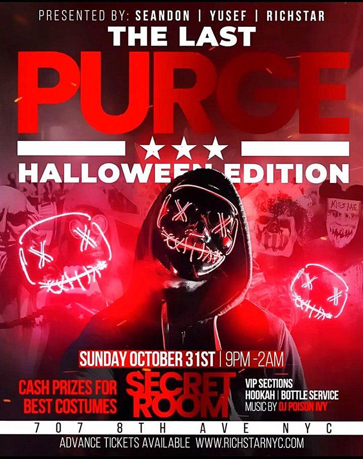 The Last Purge: Halloween Edition