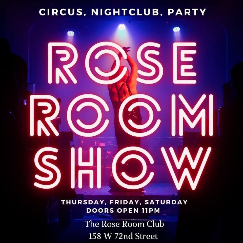 Rose Room Show